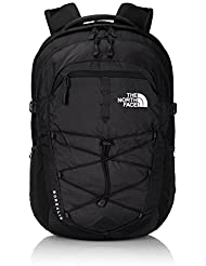 The North Face Borealis - Mochila de senderismo, color negro, talla única