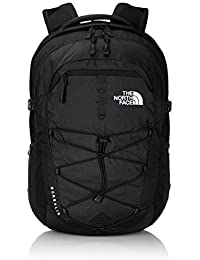 The North Face Borealis - Mochila, color negro, talla única