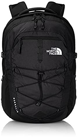 The North Face Mens' Borealis Backpack - Black (TNF Black),