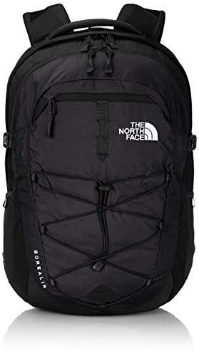 The North FaceT0chk4 Borealis - zainetto uso quotidiano uomo , unisex, T0chk4 Borealis, Black (Tnf Black)