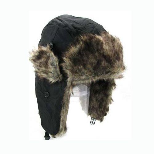 Trendige Allwetter Mütze Pilotenmütze Ohrenmütze für perfekte Wärmeisolierung