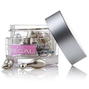 Regal Age Control Capsules Faciales Anti-rides Effet Botox Thérapeutique avec Argireline TM 10 unités