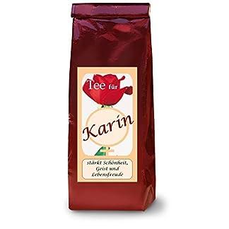 Karin-Namenstee-Frchtetee