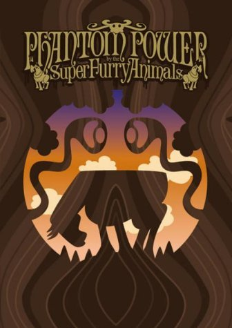 Super Furry Animals: Phantom Power [DVD] [2003]