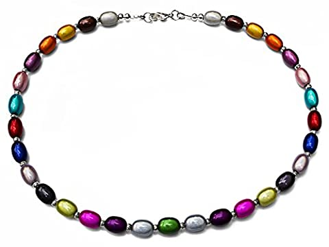 Multi-Coloured Miracle Bead Costume Fashion 46 cm