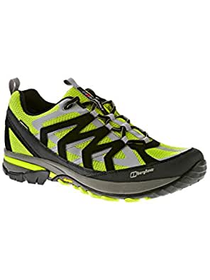 Berghaus Men's Prognosis II GTX Trainer - Sulphur Spring/Black, UK 8.5