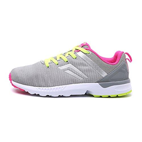 Chaussures femme/sport chaussures de course d'automne/Mesdames respirantes mesh chaussures/chaussures de course confortables et décontractés A