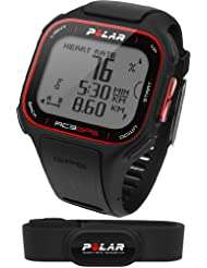 Herzfrequenzmesser RC 3 GPS orange red