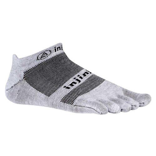 Vibram Injinji Run No Show, Color:Grey;Size:S (37-40)