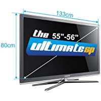 "TV Protector 55"" - 56"" ULTIMATE Anti UV TV Screen Protector for LCD LED Plasma 3D HDTV"