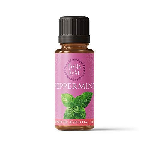 Fiona Rose 100% reine ätherische Öle, mehrere Düfte, Aromatherapie-Öle, Lavendel, Zitrone, Pfefferminze, Salbei, Geranie, Teebaum, Bergamotte, Rosenholz, Zimt, Grapefruit