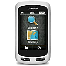 Garmin Edge Touring Plus Navigatore, Bianco