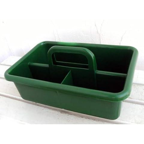 Altuna - 2727004 - cestino verde per attrezzi da giardino osc