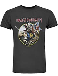 Amplified Iron Maiden Trooper Men's T-Shirt