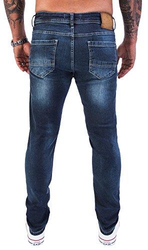 9d92b9c868ac Günstig Rock Creek Designer Herren Jeans Hose Stretch Jeanshose ...