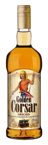 Golden Corsar Spiced Karibik Rum