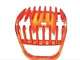 #3: Philips ,Qt4011/15, Qt4000,Qt4001,Qt4005,Qt4006,Qt,4011 Red Beard Trimmer Attachment Comb