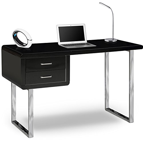 Centurion Supports Harmonia Schreibtisch / Computertisch, Für Zuhause /  Büro, 2 Schubläden, Modern