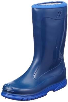 Romika Jupiter, Unisex-Erwachsene Halbschaft Gummistiefel, Blau (blau-pacific 561), 36 EU