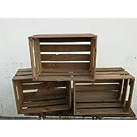 Cajas de madera, frutas 50 * 35 * 30