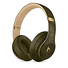 Beats Studio3 Wireless Noise Cancelling Over-Ear Headphones - Apple W1 Headphone Chip, Class 1 Bluetooth, Active Noise Cancelling, 22 Hours Of Listening Time - Forest Green
