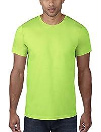 Anvil Anvil Men'S Lightweight Tee - T-shirt - Uni - Col rond - Manches courtes - Homme