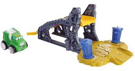 Camion Playskool - Playskool - 97821 -Véhicules Miniature - Chuck