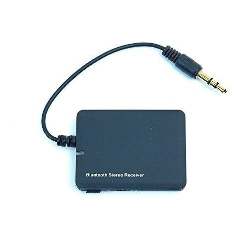Mondpalast ® Récepteur Audio Bluetooth avec Prise Jack 3,5mm pour HI-FI, dock haut-parleur ou autoradio