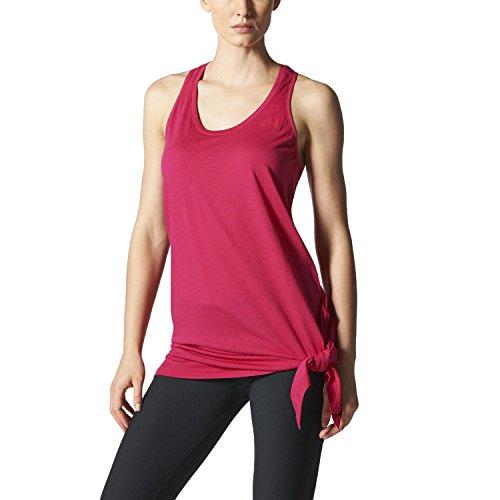 adidas - T-shirt de sport - Sans Manche - Femme Rose - Rose