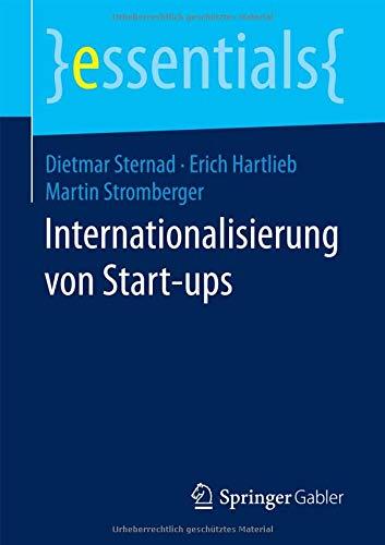 Internationalisierung von Start-ups (essentials)