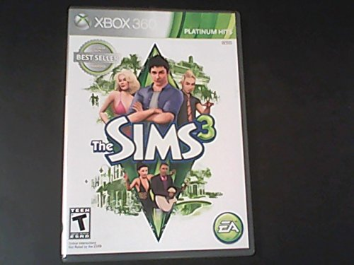 The Sims 3 - Platinum Hits Edition by Electronic Arts