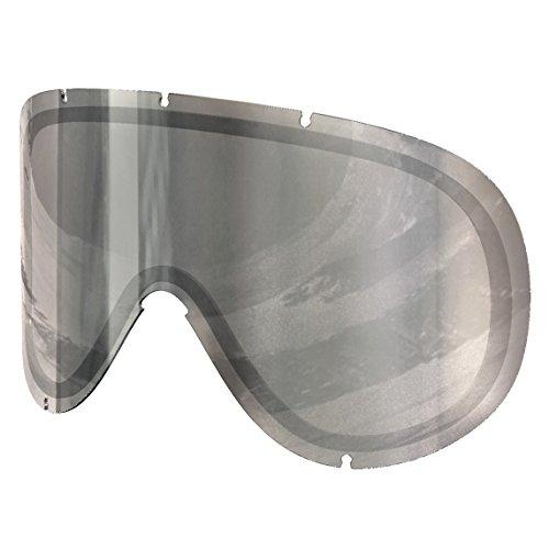 POC Retina Spare Lens Unisex Ersatzscheibe, Silver Mirror, One Size