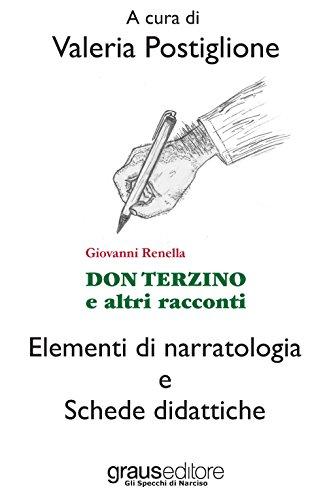 scaricare ebook gratis Don Terzino e altri racconti. Elementi di narratologia e schede didattiche PDF Epub