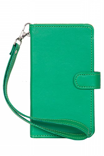 XOLO Q700s - Handmade Flip Wallet Leather Pouch Cover Comfortable & Stylish (Be Unique Buy Unique) Buy it Now By Senzoni  available at amazon for Rs.279