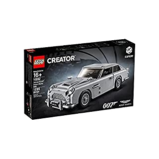 LEGOCreatorExpert James Bond Aston Martin DB5 (10262) LEGO für Sammler