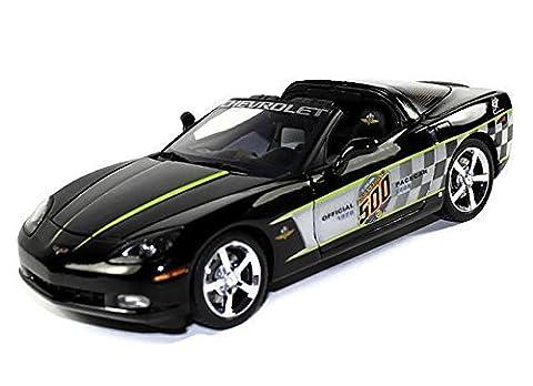 FRANKLIN MINT 2008 Chevrolet Corvette Indy 500 Pace Car LE#1037