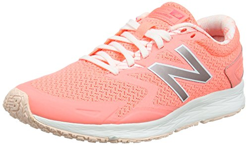 New Balance Flash V2, Zapatillas de Running para Mujer, Multicolor (Fiji), 38 EU