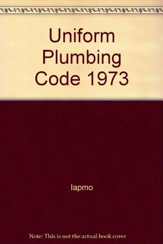 Oregon Mechanical Specialty Code and Mechanical Fire and Life Safety Code, 1973 Edition based on the 1973 Uniform Mechanical ()