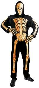 WIDMANN?Esqueleto Neon 3d mens, M, vd-wdm44012