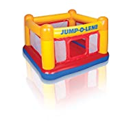Intex 48260 Inflatable Jump-O-Lene Playhouse Bouncer