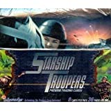 Starship Troopers Premium Trading Cards Box by Inkworks