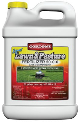 PBI GORDON CORP - Liquid Lawn & Pasture Fertilizer, 2.5-Gal., Must Order in Quantities of 2