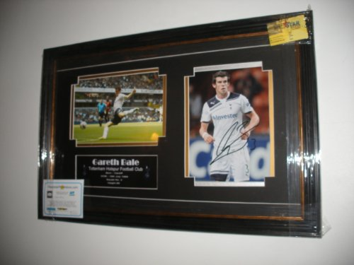 Gareth-Bale-of-Tottenham-Signed-Photo
