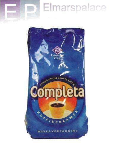 Completa Kaffeweißer Nachfüllbeutel, 2er Pack (2 x 2 kg)