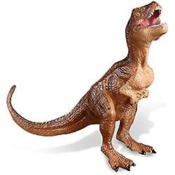 Simulación Sólida Juguetes Modelo de Dinosaurio Mini Niños Tiranosaurio Plástico Rex Pterosaurio Tyrannosaurus Dragon Toy