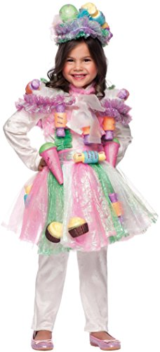 Imagen de disfraz srta caramelo beb㉠vestido fiesta de carnaval fancy dress disfraces halloween cosplay veneziano party 51037 size 4