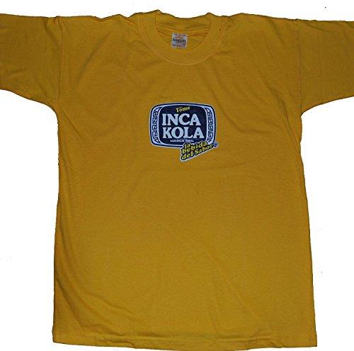 Inca Kola South American Popular Soft Drinks Brand Tshirt