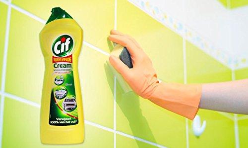 cif-detergenti-per-uso-domestico-crema-colore-verde-limone-750-ml-confezione-da-4