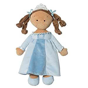 North American Bear Little Princess Snowflake/Tan Doll