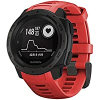 AmaSells Sport Silicone Quick Release Replacement Strap Watch Band for Garmin Instinct,Garmin Watch Band,Garmin Watch Accessories